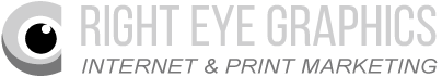 Website designer/developer Right Eye Graphics