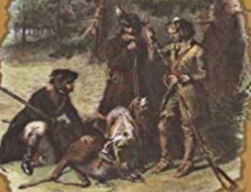 The Hunters of Kentucky great book on pioneer heritage