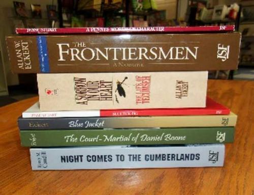 JSF best sellers ~ Aug. 9-15