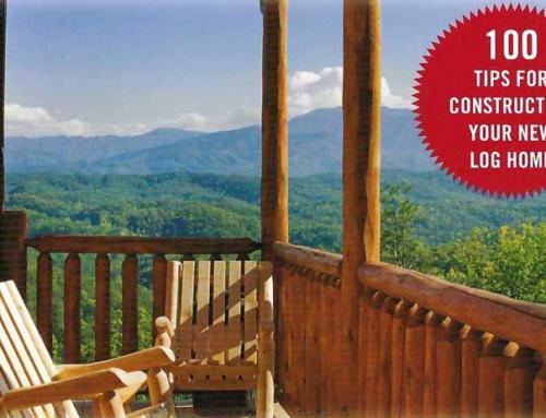 The book to help you realize, and plan, your dream of a cabin in the woods
