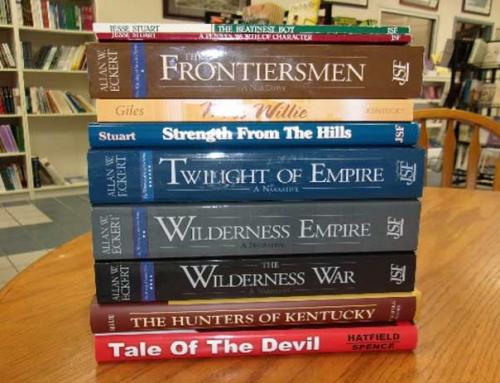 JSF best sellers ~ Sept. 13-19