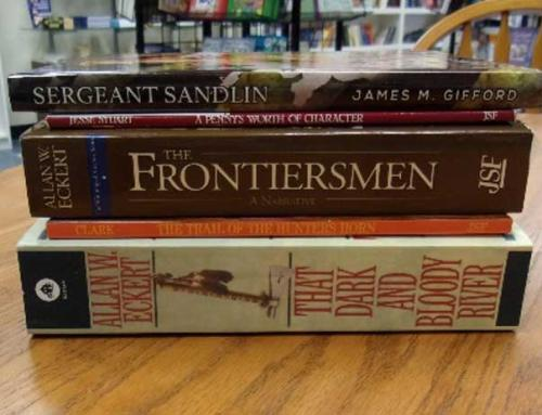 JSF best sellers ~ Sept. 20-26
